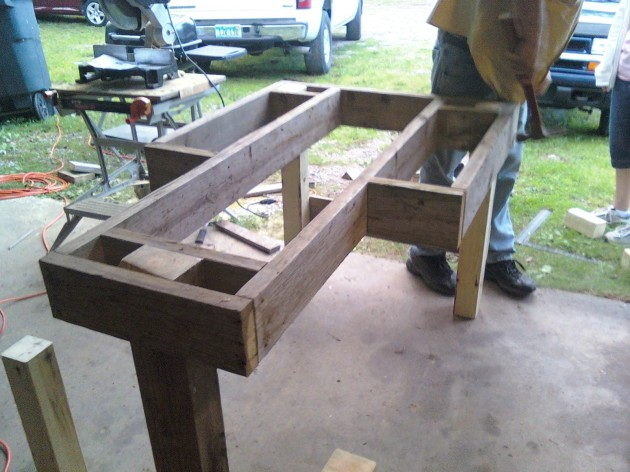 plans a bench
